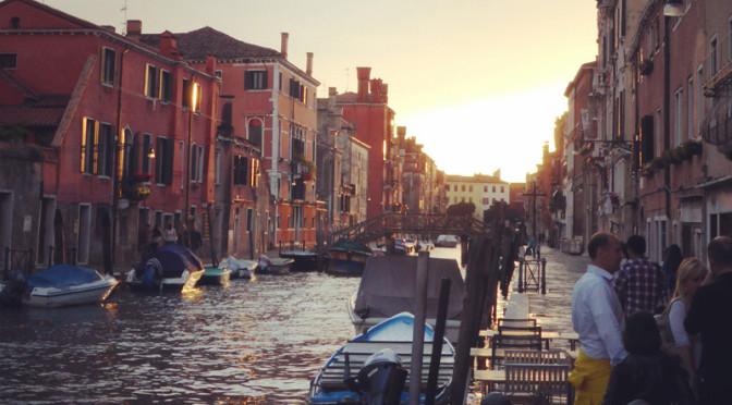 Venise, de Dorsoduro à Cannaregio